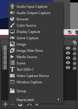 OBS Tutorial: Source Options